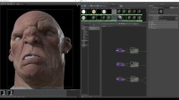 Maya2017中利用Arnold制作真实皮肤教程04漫反射