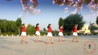 山东红红儿广场舞《今夜的你又在和谁约会》红儿制作  欢快活泼水兵舞