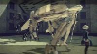 【天哥直播】尼尔:机械纪元白金奖杯视频攻略1