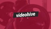 AE模板:超强节奏正能量运动宣传片视频 Short Action Opener
