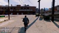 GTA5超级画质重玩系列 25 入FIB大楼