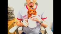 【0101妹妹-3600】限量精品微小体深红超级大眼睛娃娃脸泰迪
