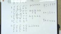 新编日语教程1册50音图3讲包老师