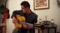 弗拉门戈中国吉他教学视频 -第3期 Picado 右手IM交替靠弦技巧