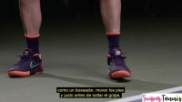 1. Derecha  Forehand - Aprende Tenis con Agassi  Learn Tennis from Agassi