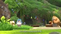 熊出没之熊熊乐园 第49集 画画讲故事