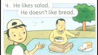 ET 2 Unit 12 - Does she like salad?  DK英语