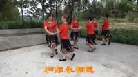 09 三台姐妹舞群《爱情万万岁》