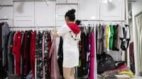 汇美服装批发-新款时尚长外披可挑款20件起批--558期
