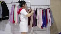 汇美服装批发-秋冬款高品质面料针织衫可挑款30件起批--560期