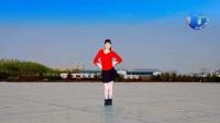 益馨广场舞《没有你陪伴我真的好孤单》32步正背面演示与口令分解
