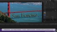 1-17 如何快速创建一个3D标题 FCPX10.3中的3D标题和遮罩