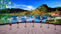 苏北君子兰广场舞系列--300--你是我拒绝别人的理由