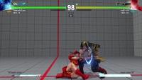 街头霸王5 - Mizuha (春丽Chun-Li) vs yu5ririn (ED) 转自:karozzo
