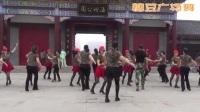 北京水兵舞第一套《经典藏歌》阿梅  凯辰  2017 06 07