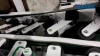 PAKTEK, 全自動糊摺盒機 GM-550,搭載便利收紙機EP-65, 用戶生產實況