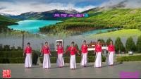 南阳和平广场舞系列--如果如果是如果(团队版)