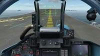 DCS World su-33 快速行动 视频攻略 第1集 航母降落