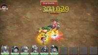 城堡争霸湮灭将军(召唤怪物,提升攻击)20亿满伤害打法