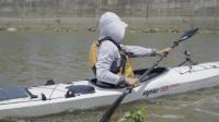 一人一舟一桨 中国鲁滨逊闪米特5月启程环游中国海岸线(水上环中国1)