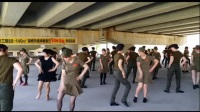 大众交谊集体舞