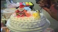 生日蛋糕裱花生肖视频 蛋糕做法