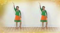 红领巾金社广场舞《水月亮》编舞:茉莉