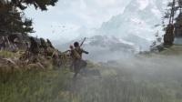 战神4 GOD OF WAR 4 Gameplay Trailer (E3 2017)