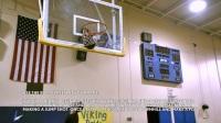 精英篮球后卫教学030 犹豫步爆发力突破上篮
