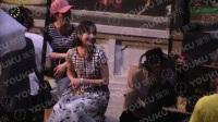 20170614独家:张翰张俪上海拍戏忙 朱镇模片场贴心探班秀恩爱!