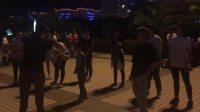 2017年母亲节,赣州市南康区皇海舞蹈明星学院的街舞班同学文化广场母亲节活动:妈妈我想对你说~