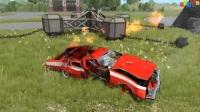 速度与激情赛车车祸2