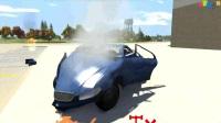 速度与激情赛车车祸3