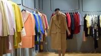 电话/微信13076727284,高端双面羊绒大衣,精品女装折扣批发,品牌女装库存,广州贝左服饰