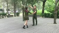 央视《舞动中国》水兵舞第一套视频及分解动作2017.6.3北京陶然亭张孝花水兵舞俱乐部。