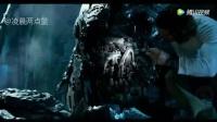 擎天柱踢飞威震天《变形金刚5: 最后的骑士》最新电影预告