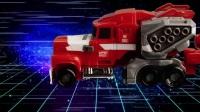 多美卡超救援 DRIVEHEAD 升级合体 机动救急警察 变形机器 广告CM