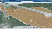 3Dexperience CATIA土木工程模块设计铁路