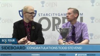 SCGCHAR_-_Winners_Interview_with_Todd_Stevens