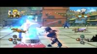 【小空】《火影忍者:究极风暴3》双人VS对战!