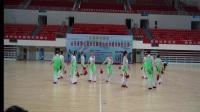 山东省第七届全民健身运动会健身秧歌比赛滕州市代表队   18