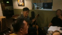 170617SAT 古典吉他曲 瞿老师 蓝澳西餐厅 上海路77号 南京 (4)