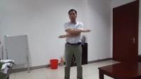 【典传国术】终生学员大俊开肩练习视频_标清