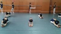 中国舞四级下公开课 重歌艺校