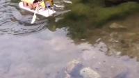 划船机器人