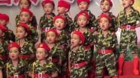 3 合唱《兵娃娃之歌》,文山军分区幼儿园2017年六一文艺汇演