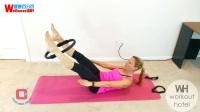 [去健身]PILATES RING MAT普拉提圈 月牙圈 瑜伽圈 瑜伽魔力圈 瘦腿丰胸