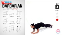 [去健身]徒手训练 室内健身训练 同样让你累趴 健身房大堂音乐