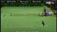 费德勒VS萨芬 2005年澳网半决赛