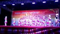 欢快民族舞蹈  变队形比赛版